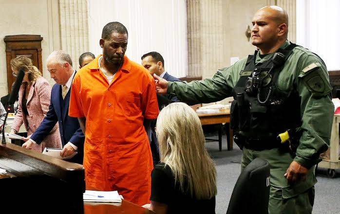 Why R-Kelly may spend entire life in Prison